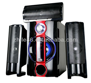 Zl-289# 3.1ch Powerful Surrounded Sound System,Usb Sd