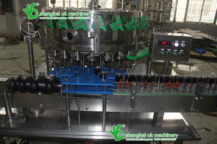 can filling line machine/can filling and seaming machine (DZ)