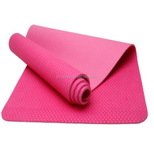 6mm 8mm 10mm thickness tpe yoga mat for sale
