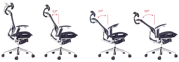 Ifit New Patent Samhongsa Gas Lift Elegant Office Chair - Buy ...