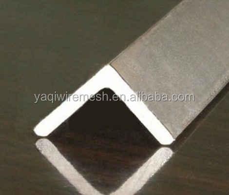Electro Galvanized Mild Steel Double Angle Bar/Iron Angle/Steel Angle for Construction Use