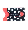 Promotional Silicone Mobile Phone Case Card Holder Wallet With Sticky