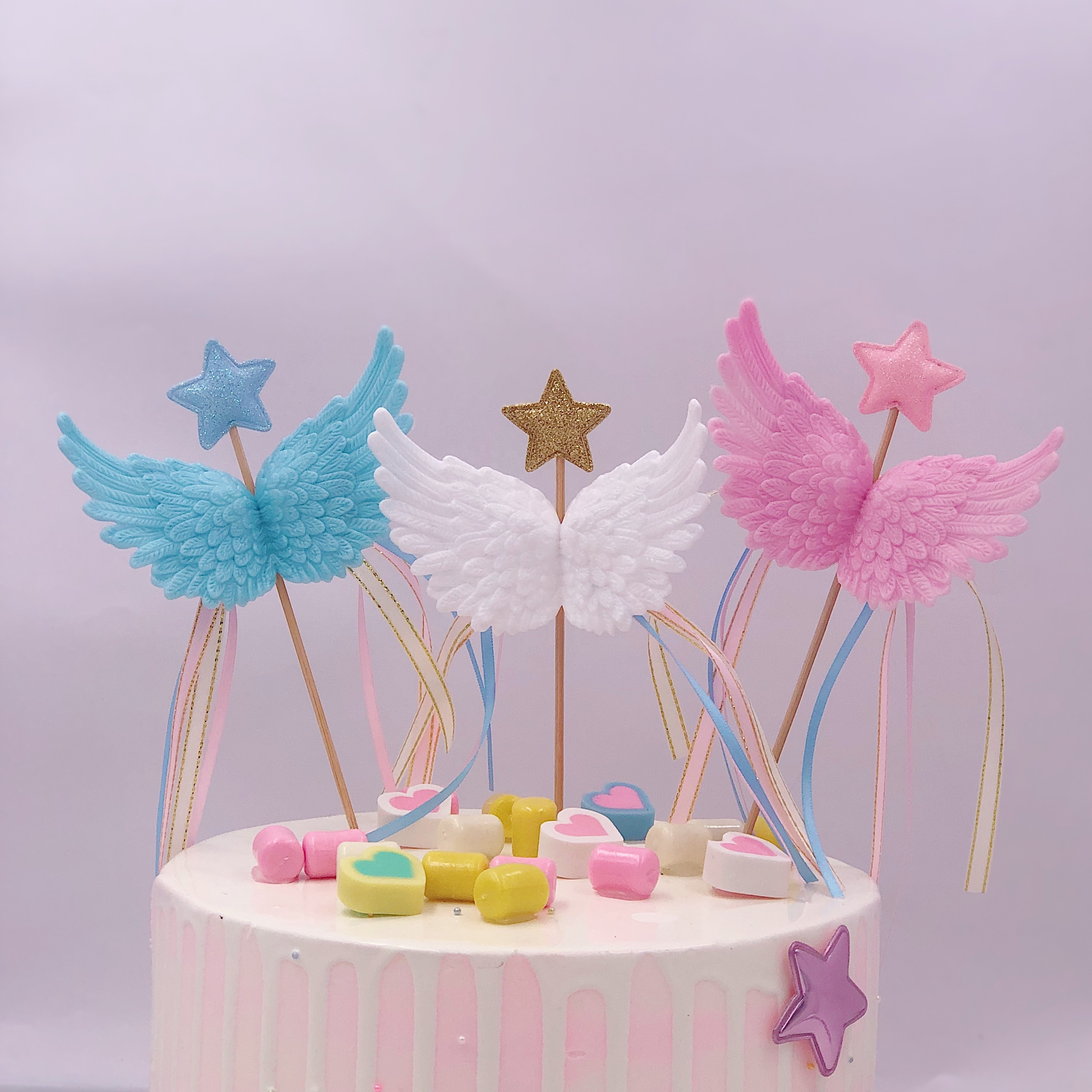 Wedding <strong>baby</strong> <strong>first</strong> birthday cake topper decorations girl party