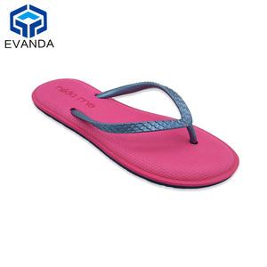 7b92afe52 Beach China Woman Lady Summer Flip Flops Wholesale Fuzhou Eva Slipper