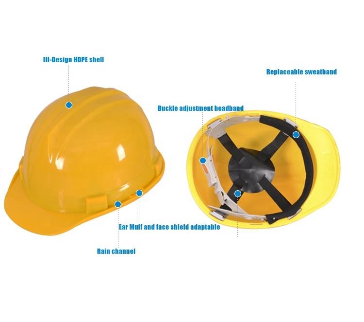 China Hdpe Hard Hat, China Hdpe Hard Hat Manufacturers and