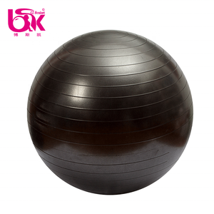 Factory Direct Supply Anti-burst PVC Gymnastic Exercise Fitness Yoga Ball 65cm