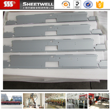 White Painting Sheet Metal Stamping Steel Fabrication