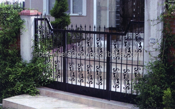 Decorative Metal Fence Panels