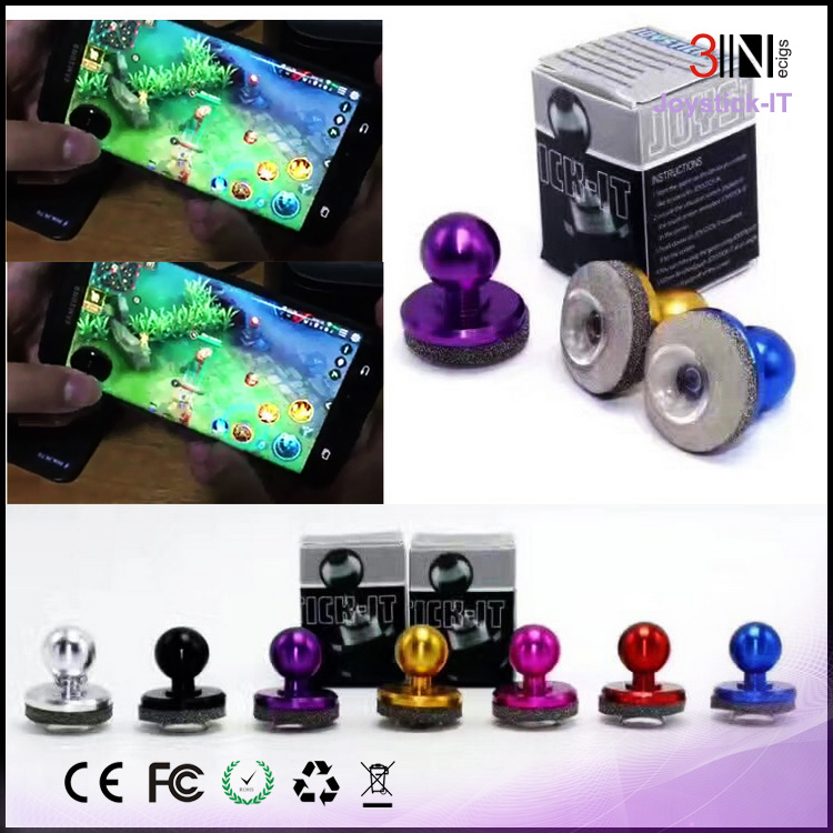 2017 Hot Sale Touch Screen Devices Smart Phone Game Controller Joystick