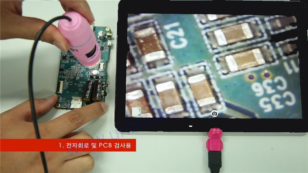 Usb dijital mikroskop zoom kamera d102624 150x yüksek Çözünürlüklü