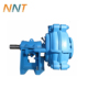 Pulley belt slurry pump for slurry in coal water slurry power plant