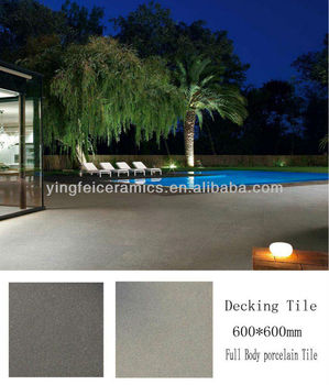 600 600mm 24 x24 factory supply anti slip swimming pool - Non slip tiles for swimming pools ...