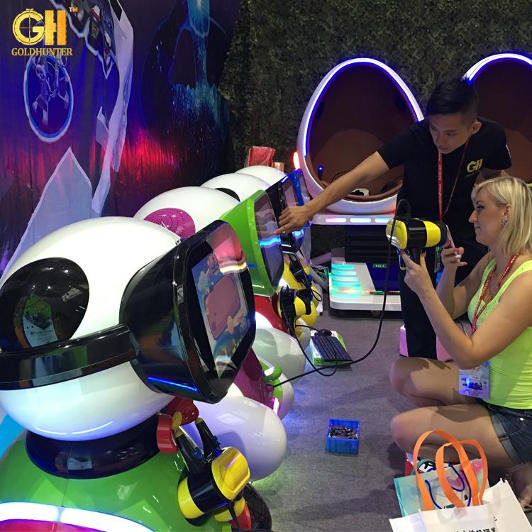 Gold Hunter Nueva Llegada 3d Vr Gafas Realidad Virtual Juegos Para