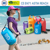 Hot selling pvc waterproof dry bag