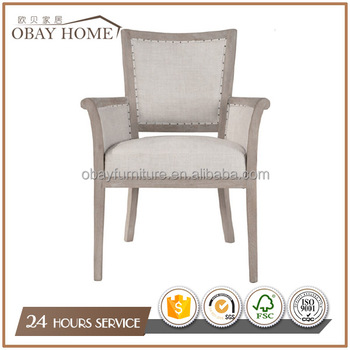 Vintage Dining Room Furniture Upholstered Wood Design Chairs