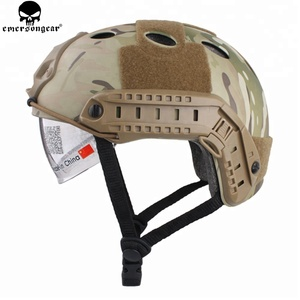 EMERSONGEAR Army Full Face Tactical Assault Safety Helmet Ballistic PJ type Airsoft Paintball fast Bullet Proof Helmet