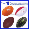 Hot selling Eco-friendly logo printed cheap promotional mini rugby ball