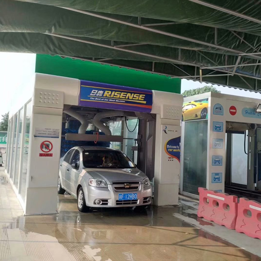 Hot Sale Drive Through Full Automatic Brush Wash Water Tunnel Car Wash -  Buy Water Tunnel Car Wash,Tunnel Car Wash Price,Car Tunnel Wash Product on