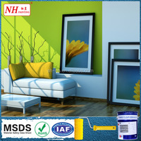 Manufacture price Interior wall emulsion white acrylic paint