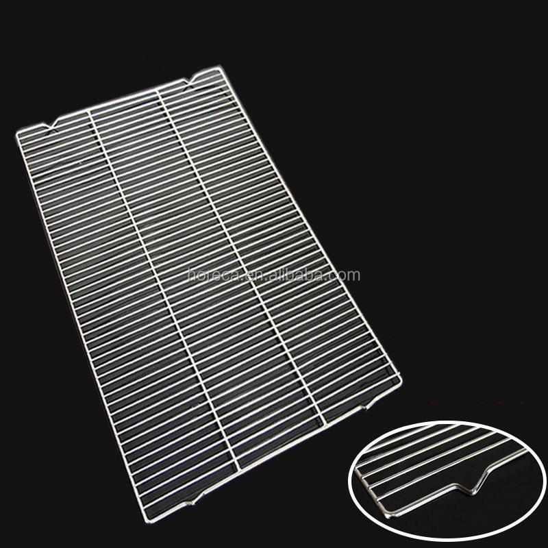 Griglia cromata di raffreddamento acciaio inox