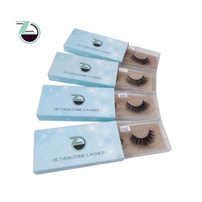 6a412da1023 Feathery Shine Mink Eyelashes With Custom Boxes 3D Mink Lashes Strip Eyelash  Packaging Box, View Mink Eyelashes With Custom Boxes, octavezone or  customized ...