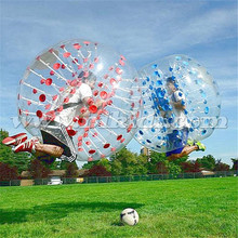 HI excited sport foot balls game! bubble suit, inflatable bubble football,human sized soccer bubble ball