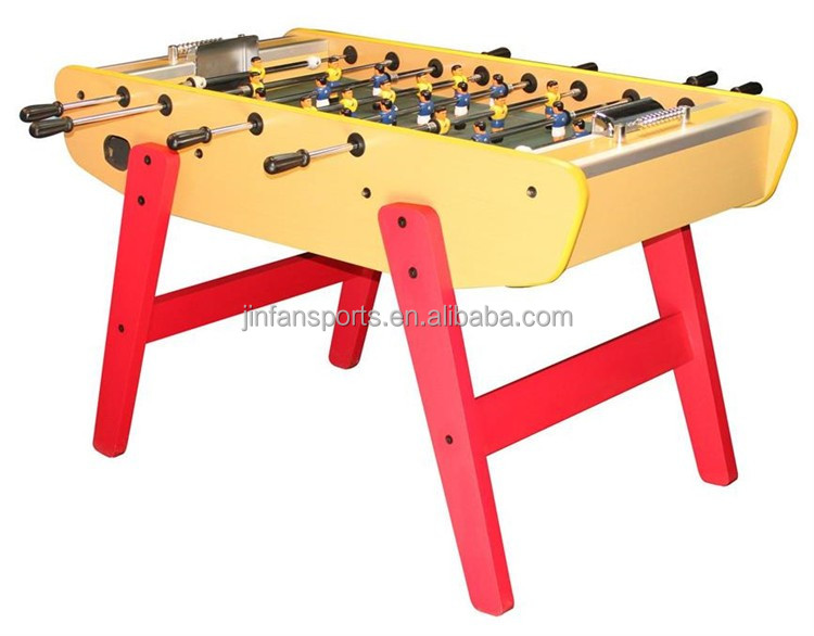 French baby foot soccer table kicker game for sale
