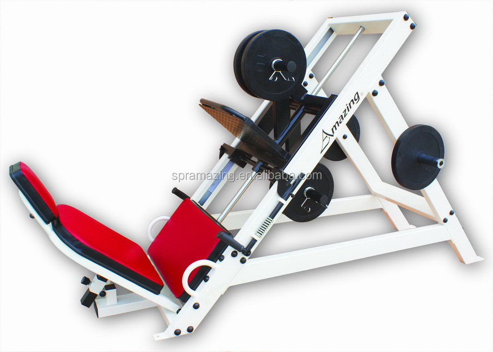 Exercise Product Ama-321 Leg Press 45 Degree Machine In Guangdong ...