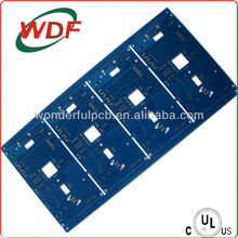 4-layer Blue solder Mask PCB