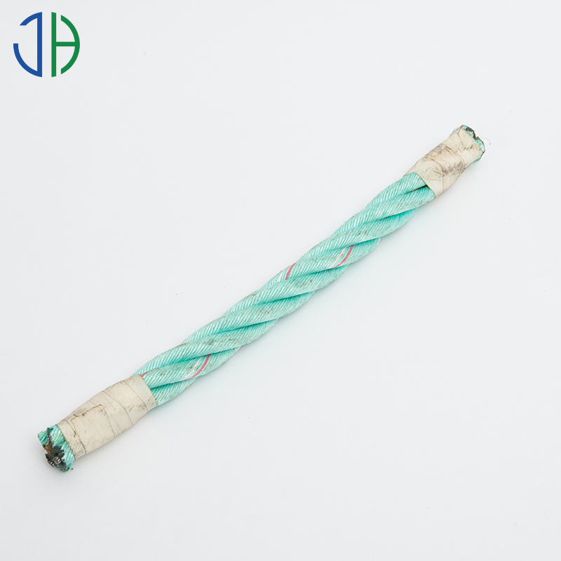 4 Strand High Strength PP Combination Rope For Fishing Trawler