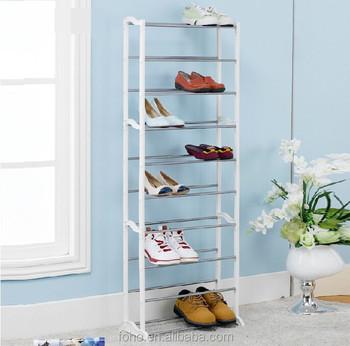 Diy kids metal shoes shelves decorative storage shelves adjustable steel shelving buy metal - Portascarpe ikea ...
