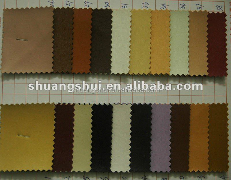 Latest pvc leather for photo album