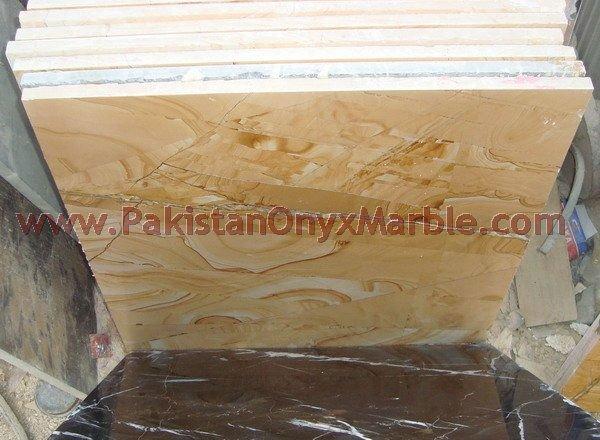 Pietra naturale mattonelle di marmo in legno di teak burmateak