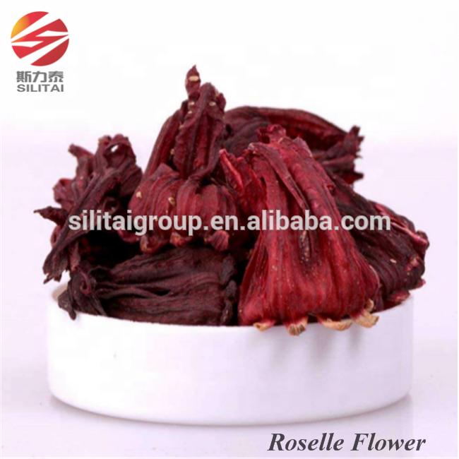 La medicina Herbal china té Roselle
