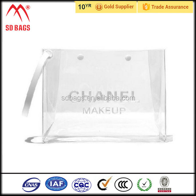 Excellent quality low price pvc bag for bedsheet packing