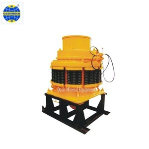 High Efficiency Mining Rock Stone Cone Crusher Machinery for hot sale