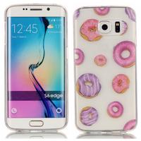 Custom Design Cartoon Drawing TPU Painting Case Mobile Phone Shell For Samsung Galaxy J3