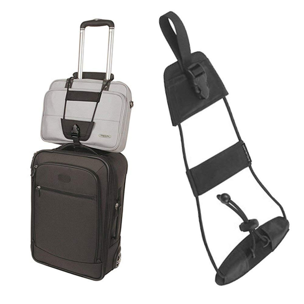 Get Quotations · Travelmax Bag Luggage Strap   Elastic Strap for Extra  Luggage   Additional Travel Bag Holder b85065cf6b