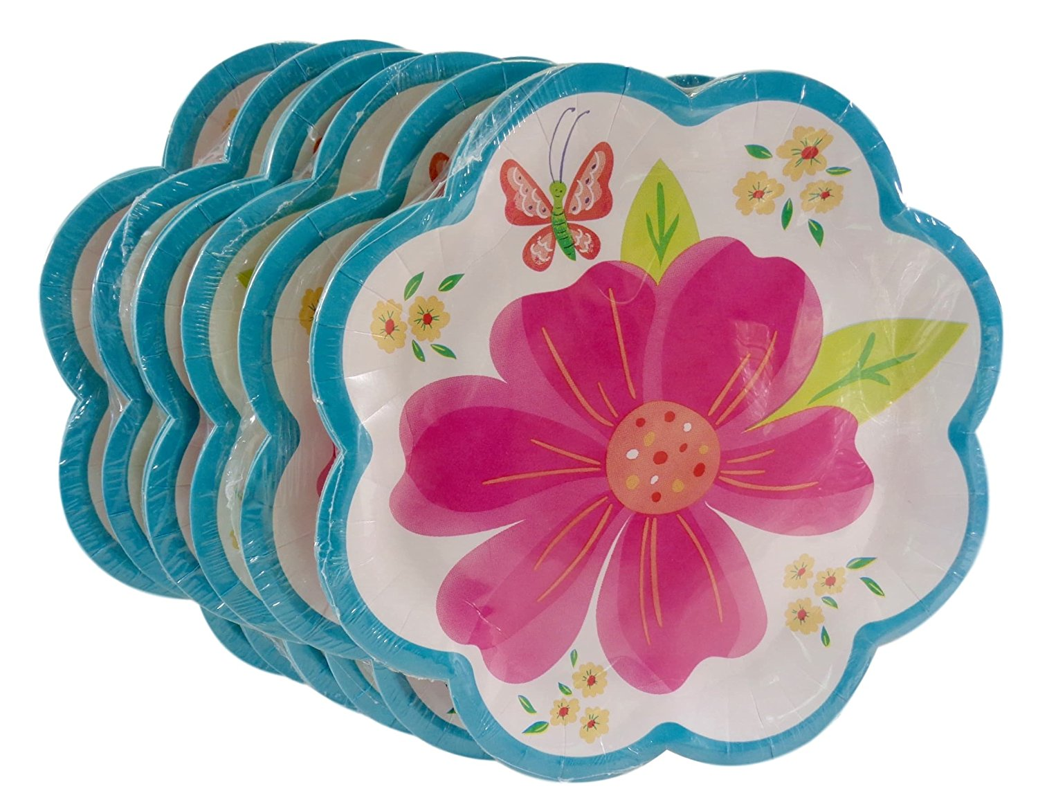 Cheap Flower Paper Plates Find Flower Paper Plates Deals On Line At