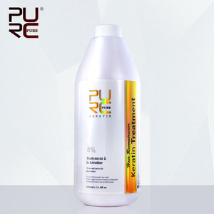 Hair protein treatment products cosmetics OEM private label hair care products keratin for hair