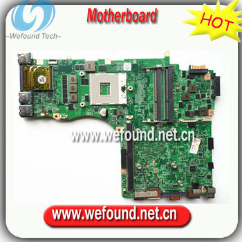 100% Working Laptop Motherboard For Msi Gt70 Ms-17621 Ver 2 1 Hm77 Slj8c  Pga989 Ddr3 Series Mainboard,System Board - Buy Ms-17621 Product on