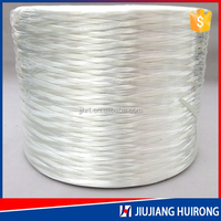 Good Integrity And Ribbonization E Glass Fiberglass Direct Roving For Pultrusion