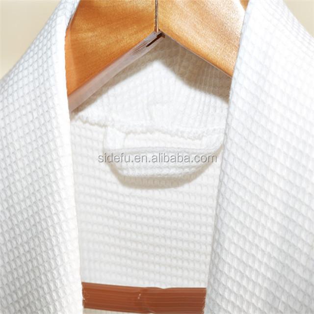 Luxury Hotel Cheap Cotton Waffle Weave Robe - Buy Waffle Weave Robe ... 65412f572