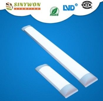 High Power 1200mm Aluminium Profile 36W Led Linear Pendant Light Fixtures