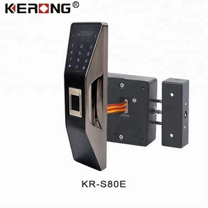 Intelligent Wireless Biometric Digital Fingerprint Security Lock