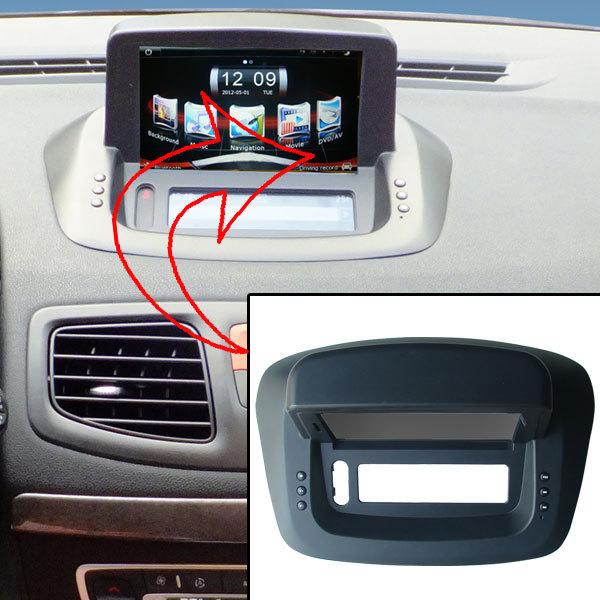 Car DVD Player for Renault Fluence Car GPS for Fluence with Car DVR,A2DP,USB player(No Disk),Free Rearview camera,DVR Camera