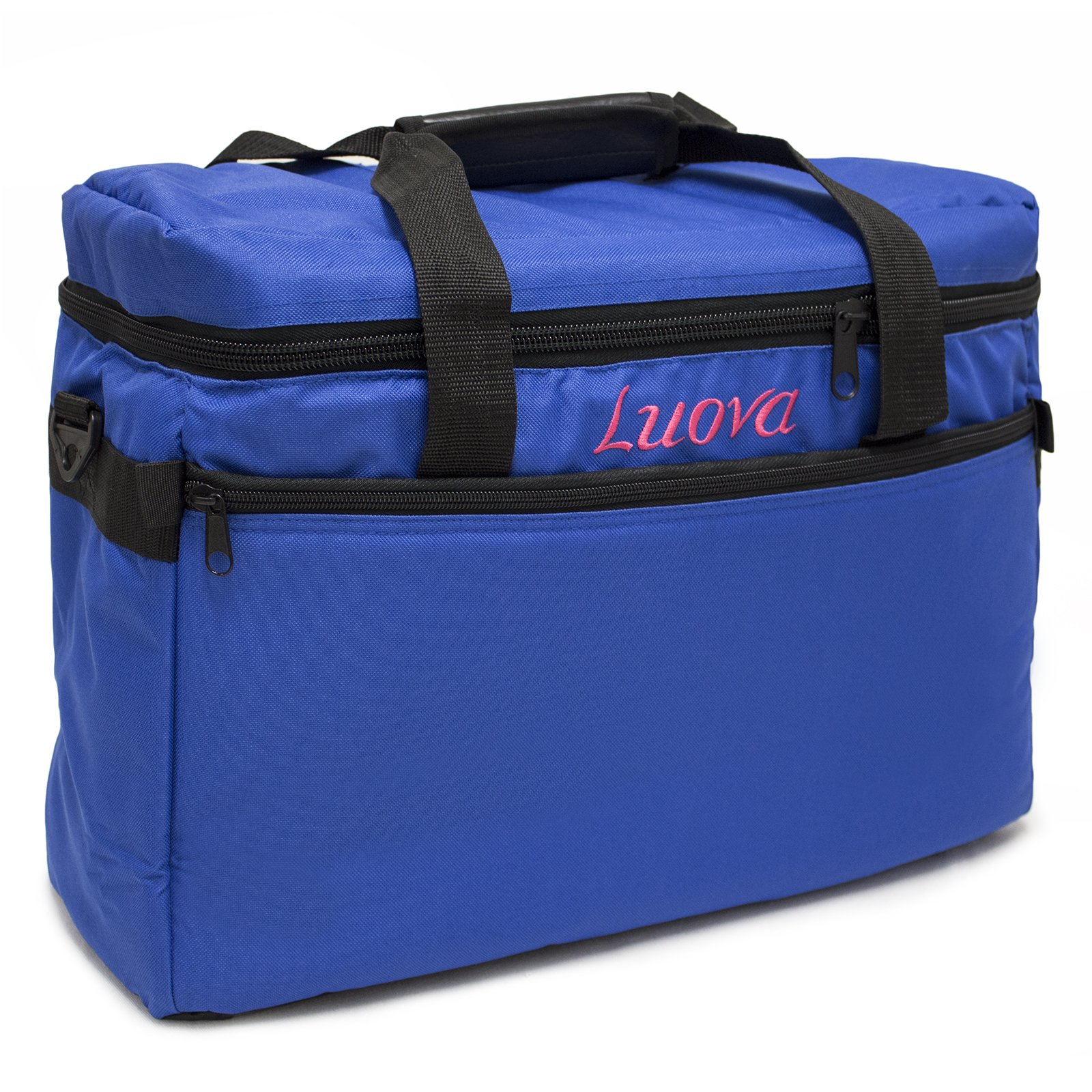 "Luova 18"" Sewing Machine Tote in Cobalt"