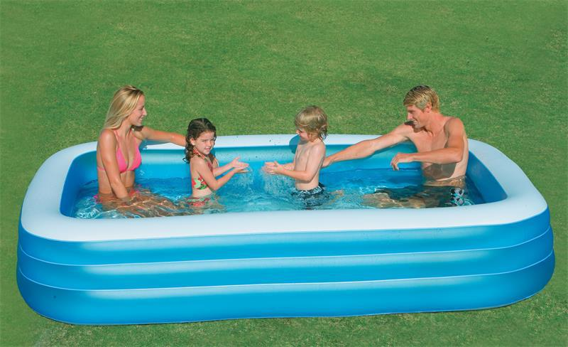 Intex 58484 Of The Large Inflatable Family Swimming Pool