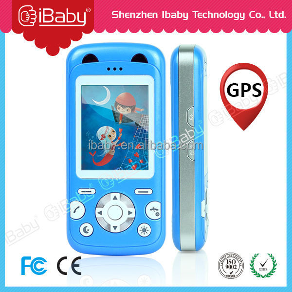 Ibaby Low Radiation funny kids cell phone with games