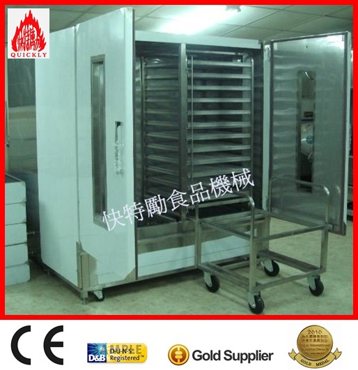 Floor Type Proofer / Capacity for 2 trolleys inside